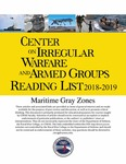 Maritime Gray Zones by Center on Irregular Warfare & Armed Groups
