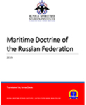 The 2015 Maritime Doctrine of the Russian Federation by Russia Maritime Studies Institute
