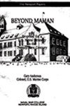 Beyond Mahan: Proposal for U.S Naval Strategy in the 21st Century by Gary Anderson